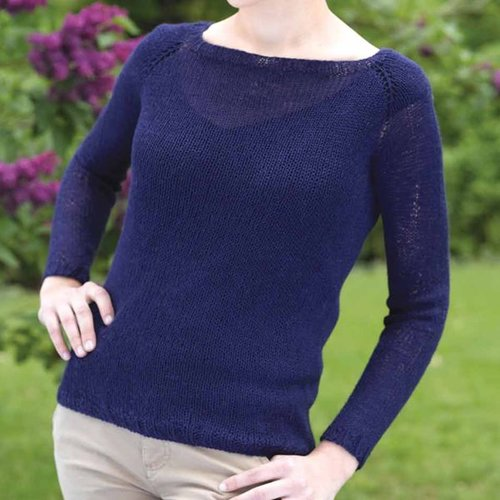 Valley Yarns 155 Deep Breath Sweater -  ()