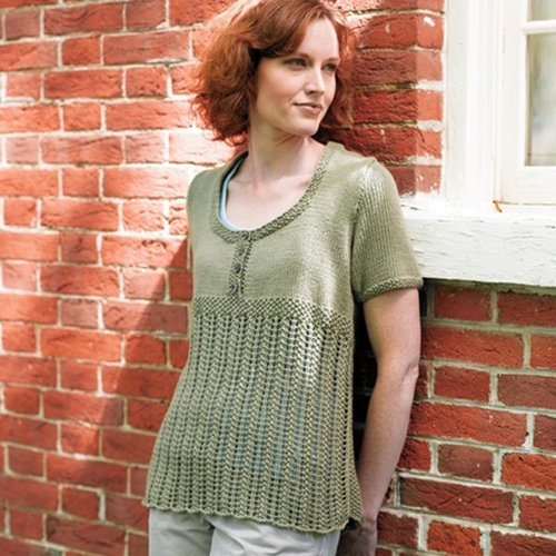 Valley Yarns 164 Green River Tunic -  ()