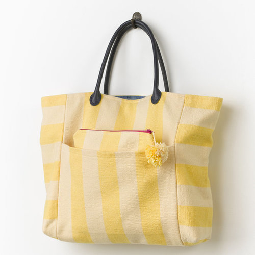 Valley Yarns #183 Bless Your Sol Tote Bag PDF -  ()