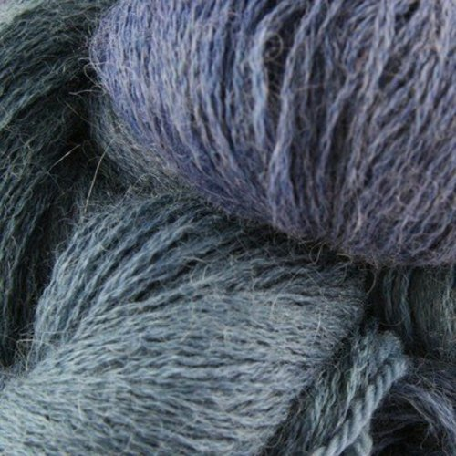 Valley Yarns 2/14 Alpaca Silk Hand Dyed by the Kangaroo Dyer -  ()
