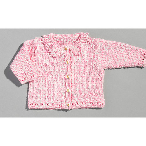 Valley Yarns 216 Sweet Sabina Child's Cardigan - Download (216)