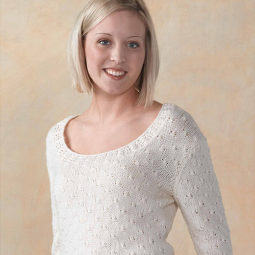Valley Yarns 221 Lily Of The Valley Pullover -  ()