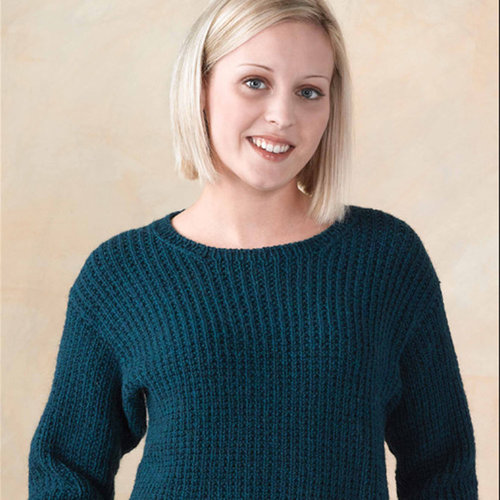 Valley Yarns 249 The Space Heater Sweater -  ()
