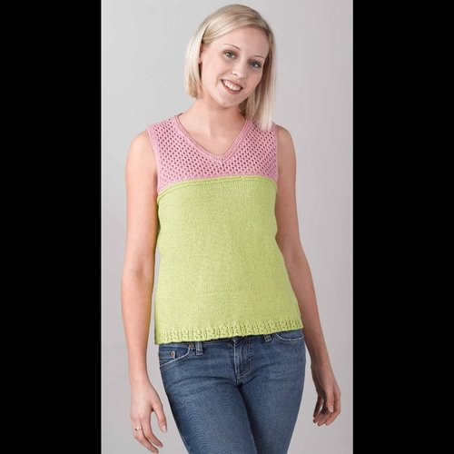 Valley Yarns 261 Honeydew Tank Top -  ()