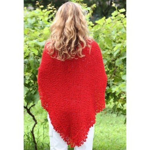 Valley Yarns 279 Tala Square Shawl -  ()