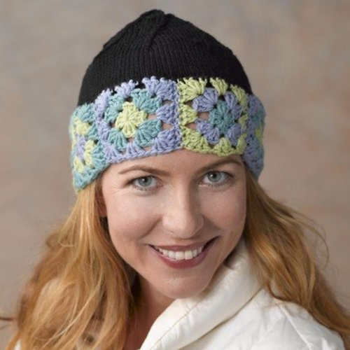 Valley Yarns 297 Louise's Nature Hat (Free) -  ()
