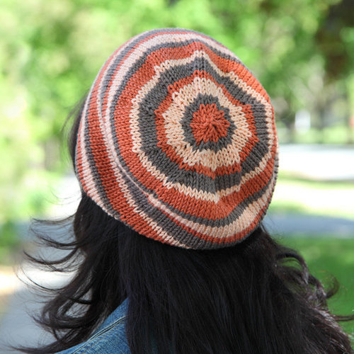 Valley Yarns 313 Peachy Keen Hat -  ()
