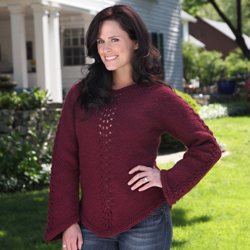 Valley Yarns 321 Forward Pullover -  ()