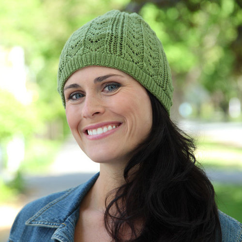 Valley Yarns 329 Fern Cap -  ()