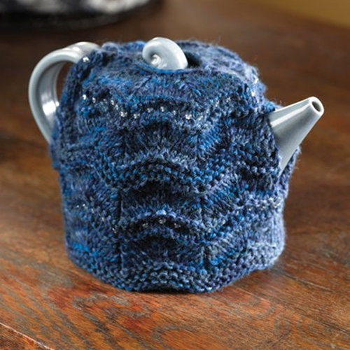 Valley Yarns 346 Eventide Tea Cozy - Download (346)