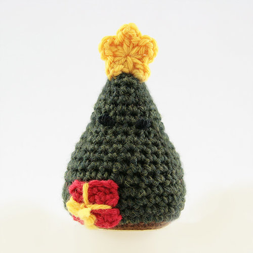 Valley Yarns 354 Crocheted Christmas Tree (Free) -  ()