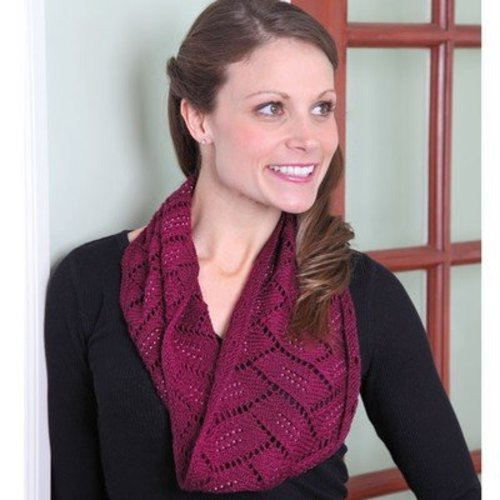 Valley Yarns 362 Nemi Lace Cowl -  ()