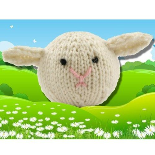 Valley Yarns 373 Knit Lamb (Free) -  ()