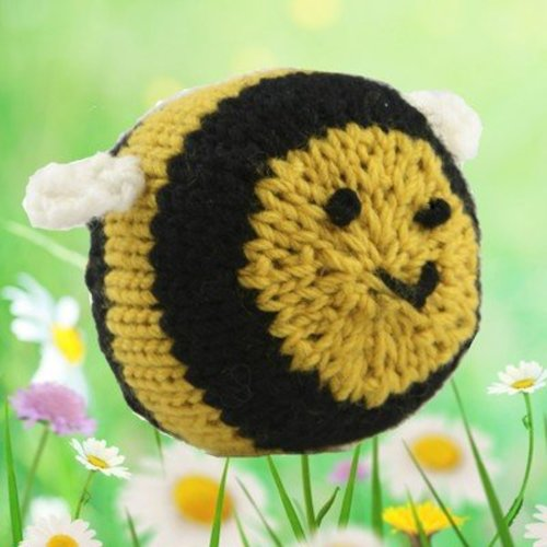 Valley Yarns 376 Knit Bumblebee (Free) -  ()