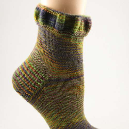 Valley Yarns 408 Ruffled Socks -  ()