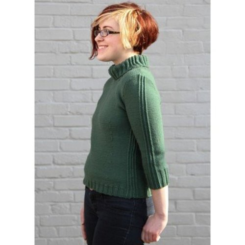 Valley Yarns 40th Anniversary 02 Thornes Pullover - Download (02PDF)