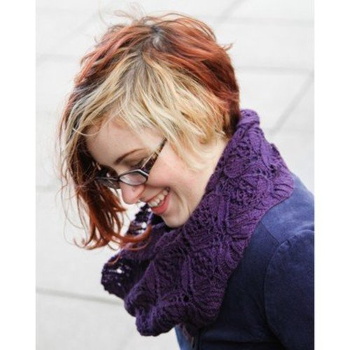 Valley Yarns 40th Anniversary 05 Nikiya Cowl - Download (05PDF)