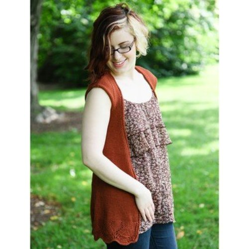 Valley Yarns 40th Anniversary 10 Maplewood Cardigan - Download (10PDF)