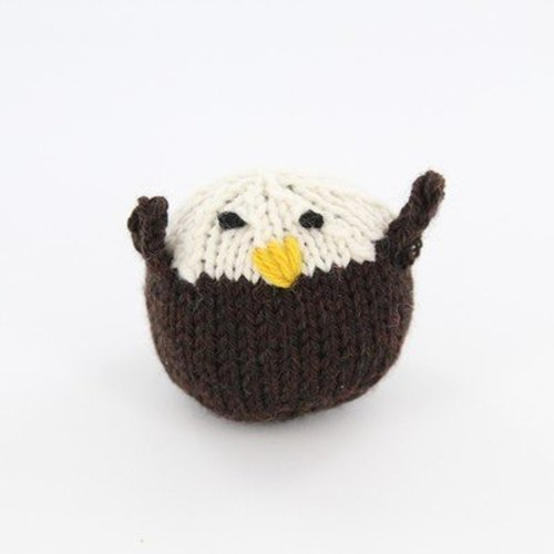 Valley Yarns 412 Knit Bald Eagle (Free) -  ()