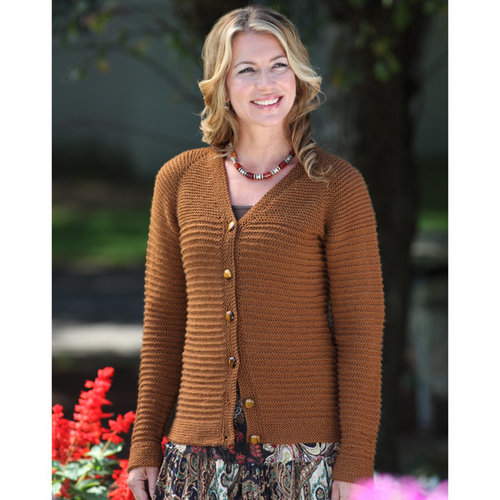 Valley Yarns 416 Dylan Cardigan - Download (416)