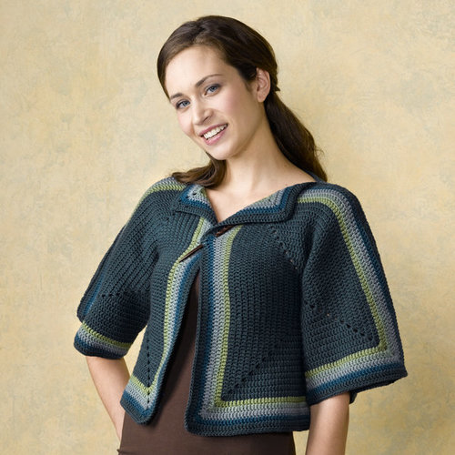 Valley Yarns 451 Leoni Cardigan - Download (451)