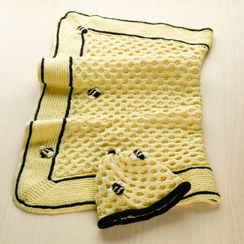 Valley Yarns 453 Bumblebee Set - Download (453)