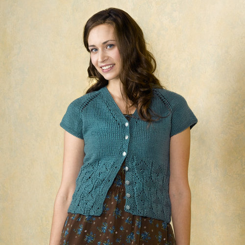 Valley Yarns 454 Philomena Cardigan - Download (454)