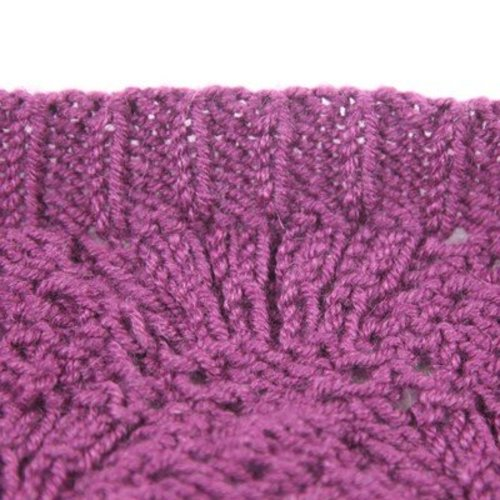 Valley Yarns 463 Bell Lace Cowl - Download (463)