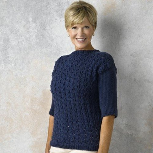 Valley Yarns 467 French Vine Pullover - Download (467)