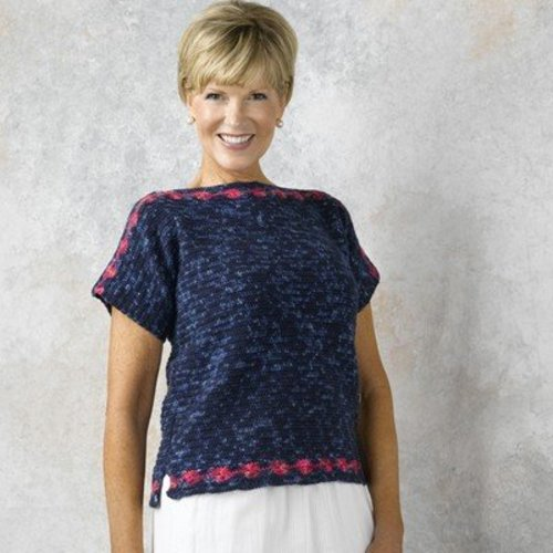 Valley Yarns 477 Lake Hitchcock Tee - Download (477)