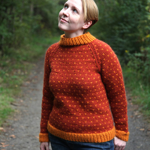 Valley Yarns 497 Campfire Pullover - Download (497)