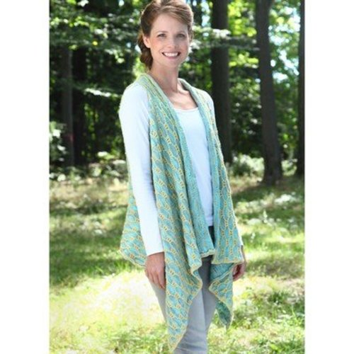 Valley Yarns 501 Lenticular Cardigan - Download (501)