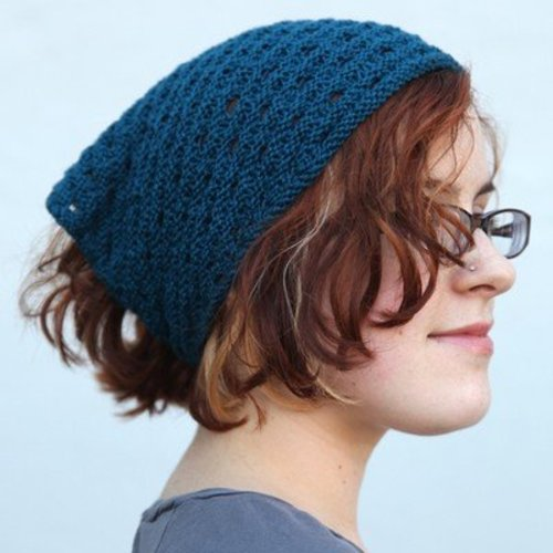 Valley Yarns 502 Sapphire Headscarf - Download (502)