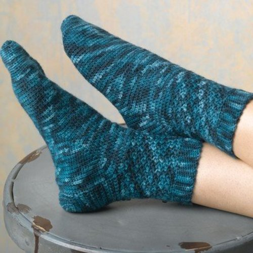 Valley Yarns 522 Molly Socks - Download (522)
