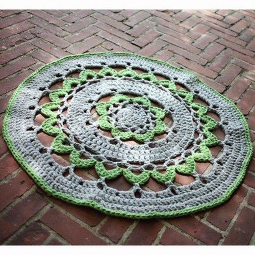 Valley Yarns 537 Hellebore Rug - Download (537)