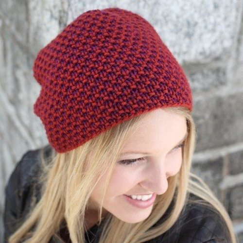 Valley Yarns 539 Embers Hat - Download (539)