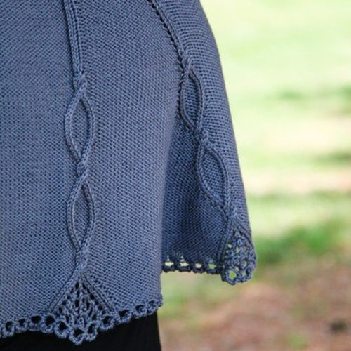 Valley Yarns 547 Chandelier Shawl - Download (547)
