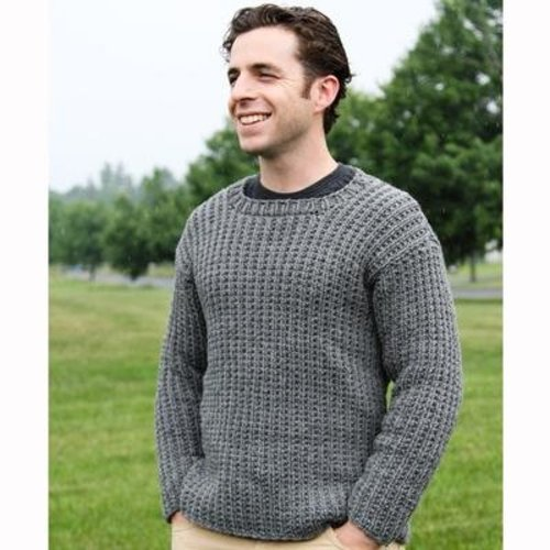 Valley Yarns 558 Woodstove Pullover - Download (558)
