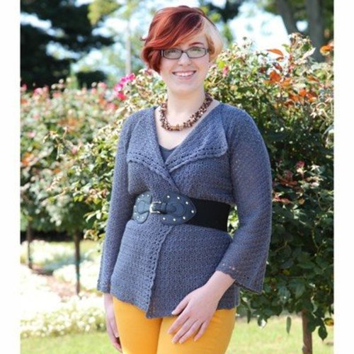 Valley Yarns 565 Bryant Cardigan - Download (565)