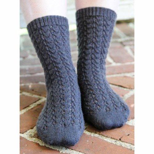 Valley Yarns 577 French Vine Socks - Download (577)