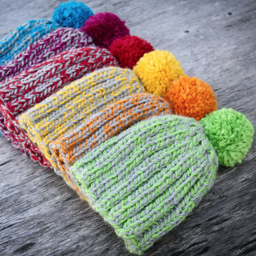 Valley Yarns 580 Last Minute Hat (Free) -  ()