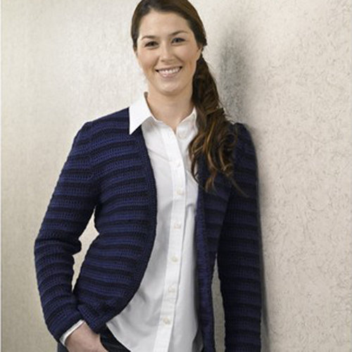Valley Yarns 591 Warrant Cardigan - Download (591)