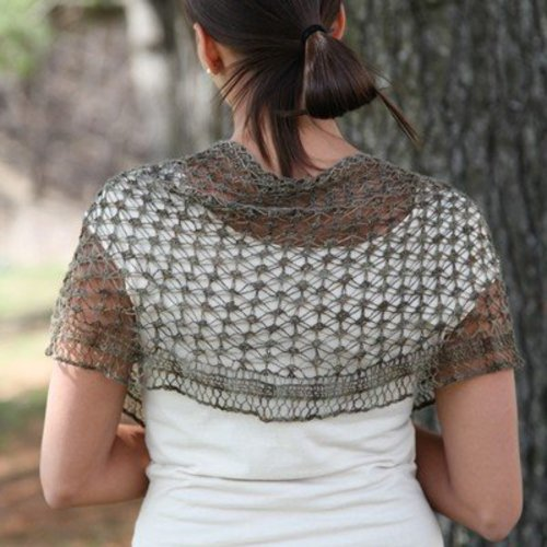 Valley Yarns 597 Hazel Shawl - Download (597)