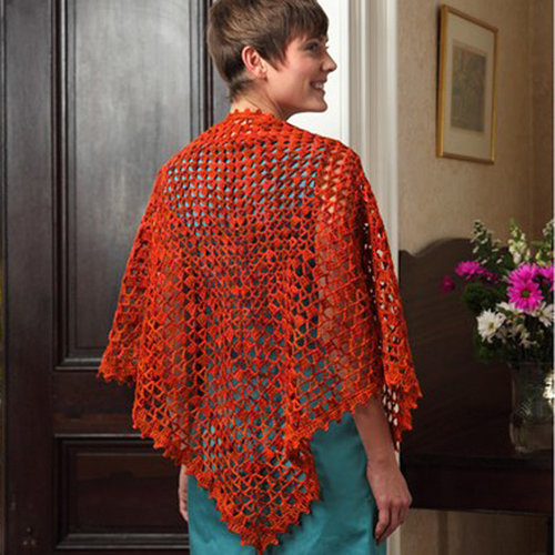 Valley Yarns 599 Cordoba Shawl - Download (599)
