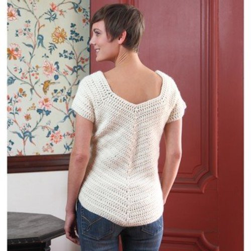 Valley Yarns 604 Laurentide Sweater - Download (604)