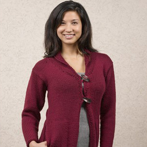 Valley Yarns 615 Prose Cardigan - Download (615)