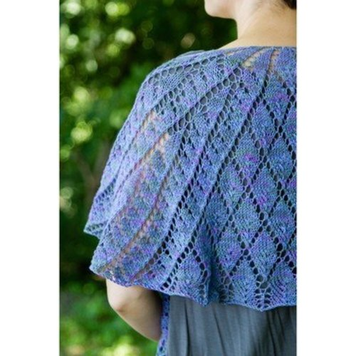 Valley Yarns 617 Russian Sage Shawl - Download (617)