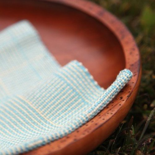 Valley Yarns #62 Log Cabin Placemats PDF -  ()