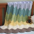 Valley Yarns 625 Welcome Home Blanket Kit - Large (LG)