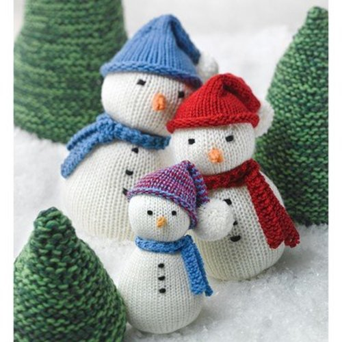 Valley Yarns 628 Snow Family and Evergreens PDF - Download (628)